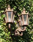 3-Crown Wall Lantern Nr.1423