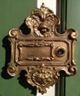 Dahlhaus Brass Doorbell Button 458