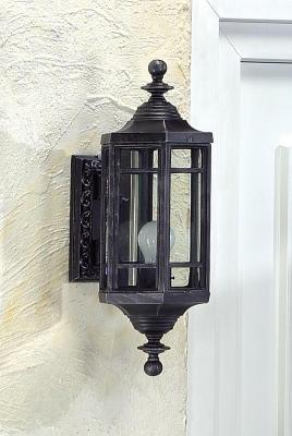 Color Shown: Black Wrought Iron Glass Shown: Clear