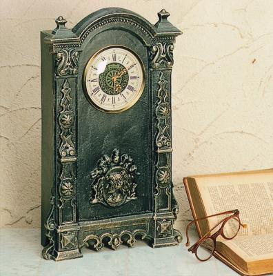 Small Old German Clock Nr.1501