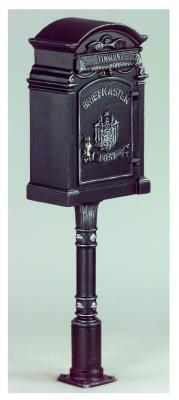 Frei stehender Briefkasten Nr.1615