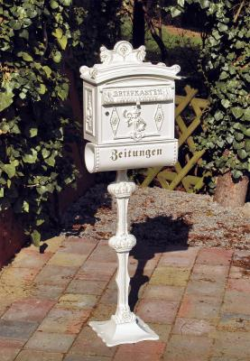 Extended Stand Mailbox