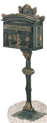 Nostalgischer Standbriefkasten Nr.1622