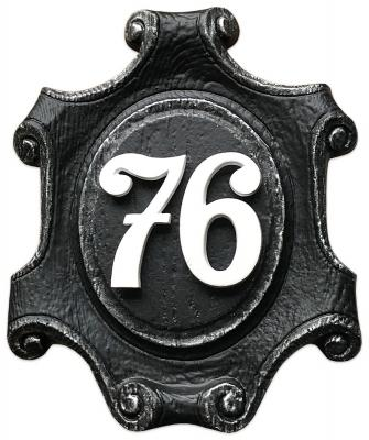 House-Number Sign Nr.403