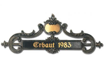 Ornamented Sign Nr.441