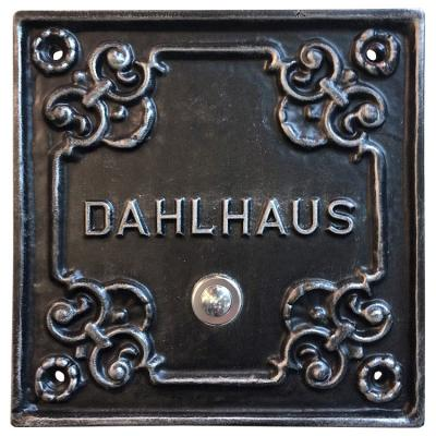 Square Shaped Doorbell Button Nr.510-1