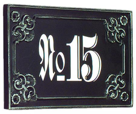 House-Number Sign Nr.511