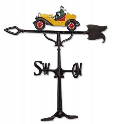 Weather-Vane `Car` Nr.570 A