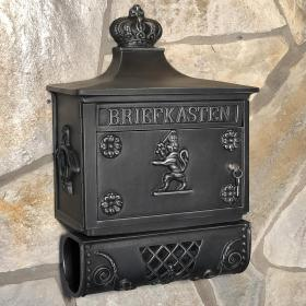 Exhibit Wall Mailbox with Newspaper-Roll DS1519 A