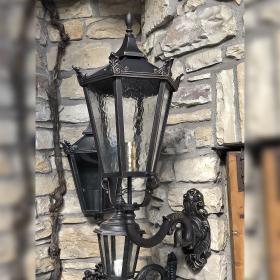 Exhibit Wall Lantern `City` DS1917