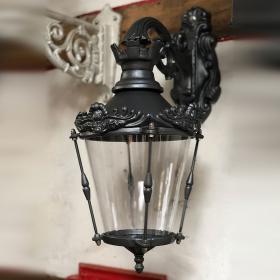 Exhibit Suspended Wall Lantern DS2449 BB1