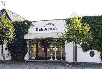 Dahlhaus Showroom Entrance