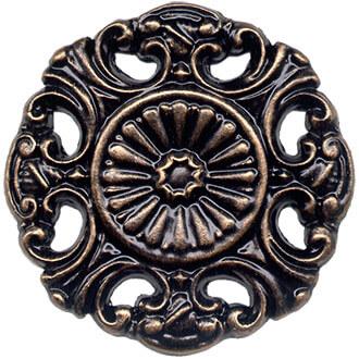 Color Sample Black, Bronze Patina