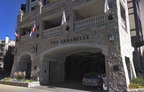 The Arrabelle at Vail Square
